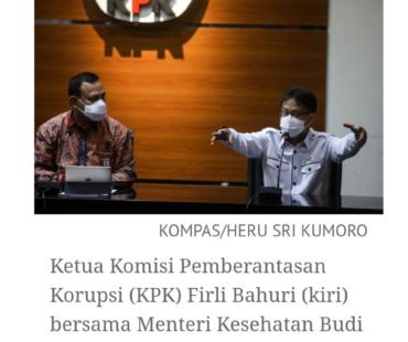 Mencegah Korupsi Vaksin